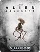 Alien: Covenant 4K - HMV Exclusive Limited Edition Steelbook (4K UHD + Blu-ray + UV Copy) (UK Import ohne dt. Ton) Blu-ray