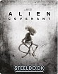 Alien: Covenant - Limited Edition Steelbook (Blu-ray + UV Copy) (FR Import ohne dt. Ton) Blu-ray