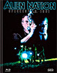 Alien Nation - Spacecop L.A. 1991 (Limited Mediabook Edition) (Cover B) (AT Import) Blu-ray