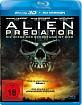 Alien Predator - Die Wiege der Schöpfung ist hier 3D (Blu-ray 3D) (Neuauflage) Blu-ray