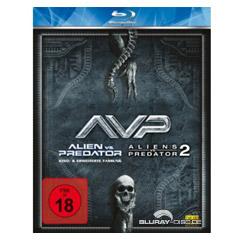 AVP - Alien vs. Predator 1 & 2 Doppelpack Blu-ray