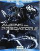 Aliens vs. Predator 2 (Blu-ray + DVD + Digital Copy) (ES Import ohne dt. Ton) Blu-ray