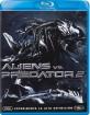 Aliens vs. Predator 2 (ES Import ohne dt. Ton) Blu-ray