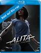 Alita: Battle Angel (2018) (Blu-ray + DVD + UV Copy) (US Import ohne dt. Ton) Blu-ray