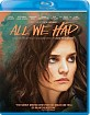 All We Had (2016) (US Import ohne dt. Ton) Blu-ray