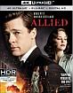 Allied (2016) 4K (4K UHD + Blu-ray + UV Copy) (US Import ohne dt. Ton) Blu-ray