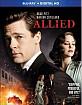 Allied (2016) (Blu-ray + UV Copy) (US Import ohne dt. Ton) Blu-ray