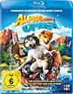 Alpha und Omega Blu-ray