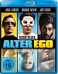 Alter Ego - Grosse Helden, noch grössere Probleme Blu-ray