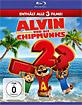Alvin und die Chipmunks (1-3) Collection Blu-ray