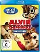 Alvin und die Chipmunks (1-4) Collection Blu-ray