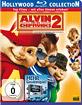 Alvin und die Chipmunks 2 (Singl ... Blu-ray