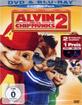 Alvin und die Chipmunks 2 (Blu-r ... Blu-ray