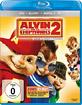 Alvin und die Chipmunks 2 Blu-ray