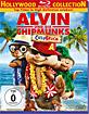 Alvin und die Chipmunks 3 - Chipbruch (Single Edition) Blu-ray