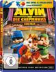 Alvin und die Chipmunks: Der Fil ... Blu-ray