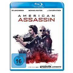 American Assassin (2017) Blu-ray