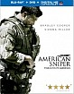 American Sniper (2014) (Blu-ray + DVD + UV Copy) (CA Import ohne dt. Ton) Blu-ray