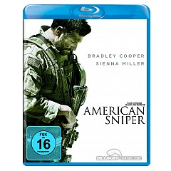 American Sniper (2014) (Blu-ray + UV Copy) Blu-ray