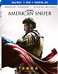 American Sniper (2014) (Blu-ray + DVD + UV Copy) (US Import ohne dt. Ton) Blu-ray
