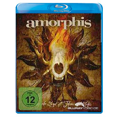 Amorphis - Forging the Land of Thousand Lakes Blu-ray
