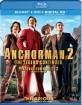 Anchorman 2: The Legend Continues (Blu-ray + Bonus Blu-ray + DVD + Digital Copy) (CA Import ohne dt. Ton) Blu-ray