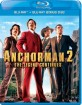 Anchorman 2: The Legend Continues (Blu-ray + Bonus Blu-ray) (SE Import) Blu-ray