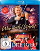 Andre Rieu - Wonderful World (Live in Maastricht) Blu-ray
