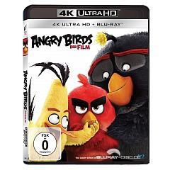 Angry Birds - Der Film 4K (4K UHD + Blu-ray + UV Copy) Blu-ray