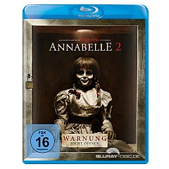 Annabelle 2 (Blu-ray + UV Copy) Blu-ray