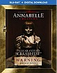 Annabelle: Creation (Blu-ray + UV Copy) (UK Import) Blu-ray