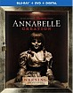 Annabelle: Creation (Blu-ray + DVD + UV Copy) (US Import ohne dt. Ton) Blu-ray