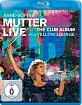 Anne-Sophie Mutter - The Club Album Live from Yellow Lounge Blu-ray