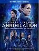 Annihilation (2017) (Blu-ray + DVD + UV Copy) (US Import ohne dt. Ton) Blu-ray