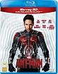 Ant-Man (2015) 3D (Blu-ray 3D + Blu-ray) (SE Import) Blu-ray