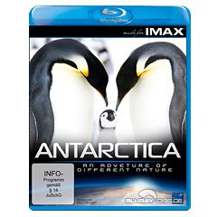 Antarctica - An Adventure of a different Nature (Seen on IMAX Edition) Blu-ray