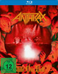 Anthrax - Chile on Hell (Blu-ray + 2 Audio-CD's) Blu-ray