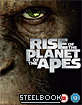 Apinoiden planeetan synty - Steelbook (Blu-ray + DVD) (FI Import ohne dt. Ton) Blu-ray