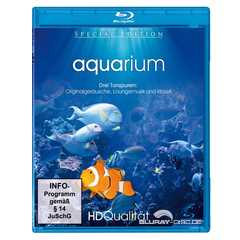 Aquarium (Special Edition) Blu-ray