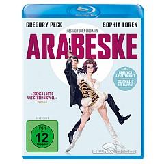Arabeske Blu-ray