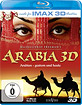 Arabia 3D (Blu-ray 3D) Blu-ray