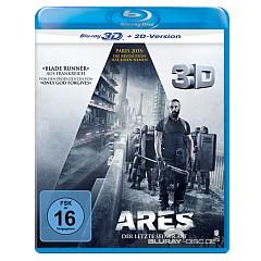 Ares - Der letzte seiner Art 3D (Blu-ray 3D) Blu-ray
