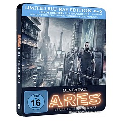 Ares - Der letzte seiner Art (Limited Steelbook Edition) Blu-ray