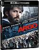 Argo (2012) 4K (4K UHD + Blu-ray) (FR Import) Blu-ray