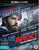 Argo (2012) 4K (4K UHD + Blu-ray + UV Copy) (UK Import) Blu-ray
