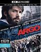 Argo (2012) 4K (4K UHD + Blu-ray + UV Copy) (US Import) Blu-ray