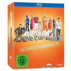 Arrested Development - Die komplette Staffeln 1-3 Blu-ray