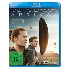 Arrival (2016) (Blu-ray + UV Copy) Blu-ray