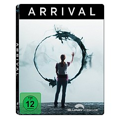 Arrival (2016) (Limited Steelbook Edition) (Blu-ray + UV Copy) Blu-ray
