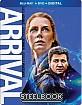 Arrival (2016) - Steelbook (Blu-ray + DVD + UV Copy) (Region A - US Import ohne dt. Ton) Blu-ray